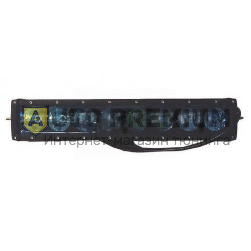 Балка с диодами PL-2105-FS (10*10Вт)